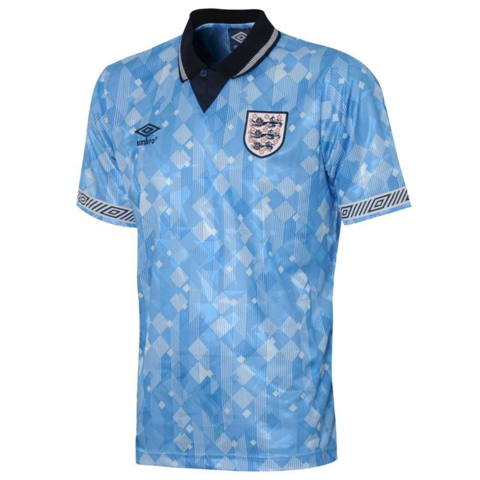 Umbro England third shirt from Italia 90. Fancy one of these