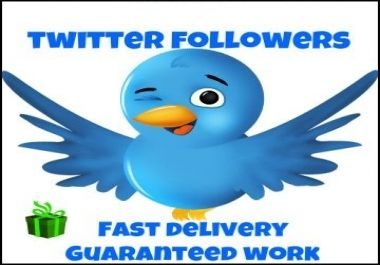 I will provide you 1500+ twitter follwoers