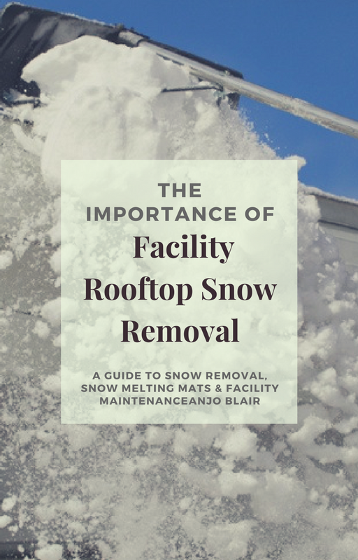 The Importance Of Facility Rooftop Snow Removal With Images Snow Removal Roof Problems Facility