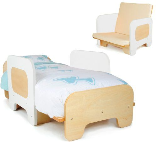 P Kolino Toddler Bed And Chair White Bedcide Store Toddler