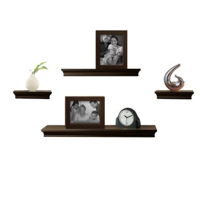 Target Floating Shelves Amusing Threshold™ Wall Shelves & Frame  Set Of 6  Target  Chez Sonia