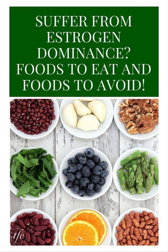 how to lower estrogen with diet