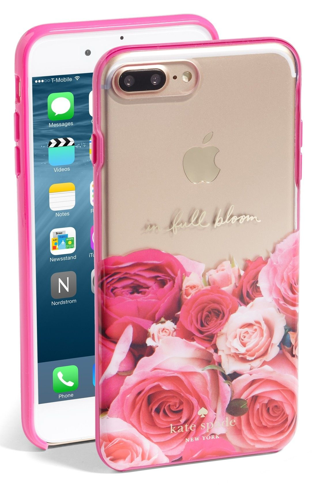 separation shoes da9c6 3f4a4 kate spade new york in full bloom iPhone 7 Plus case available at ...