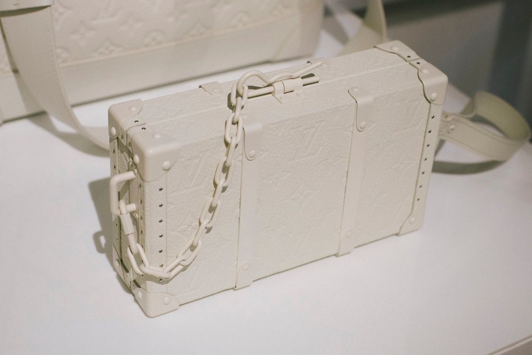 dbd3cbb3d676 Here s a Closer Look at All the Designer Bags in Virgil Abloh s ...