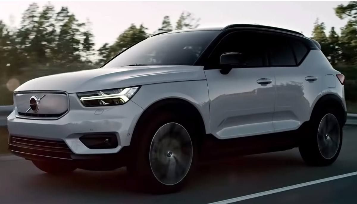 Volvo XC 40 Electric Car With $50k Price To Compete With Tesla Model Y #electriccars #electricsuv #electricvehicles #polestar2electriccar #volvoxc40electriccar #volvoxc40electricsuv #volvoxc40rechargeelectric #hacking #hacker #cybersecurity #hack #ethicalhacking #hacknews