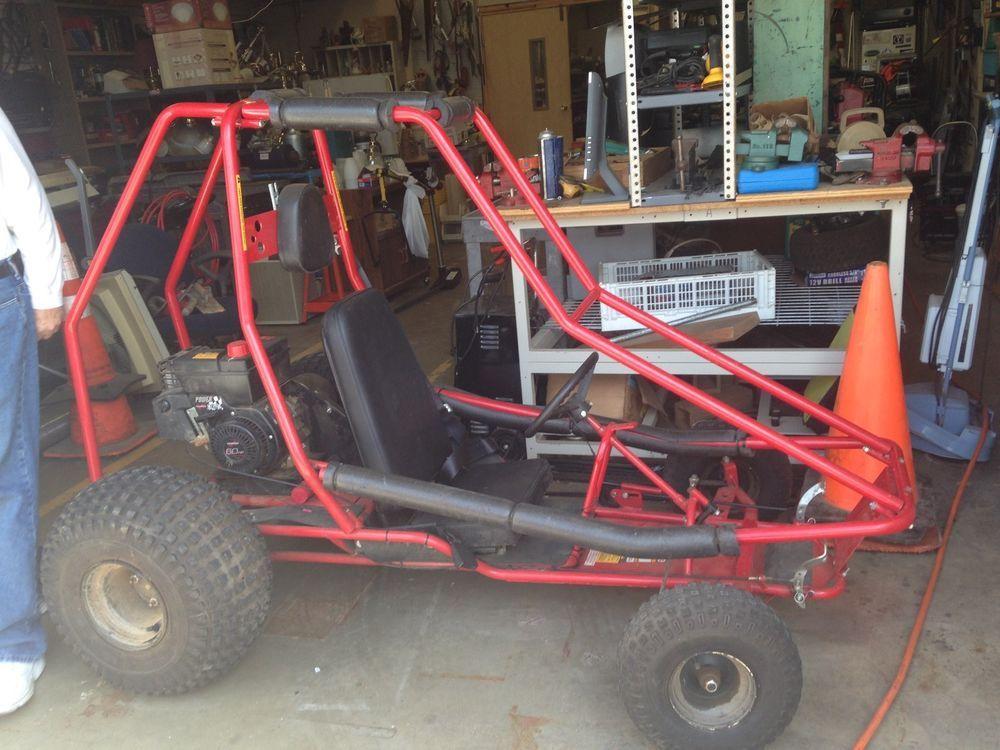 Power Sport Tecumseh Motorized Go Kart Go Cart Dune Buggy