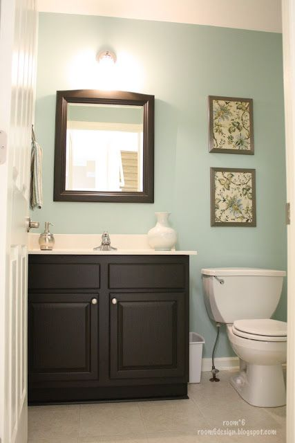 A Glass Tile  Valspar To Match The Glass Tile Border On Shower Walls  Love This Color