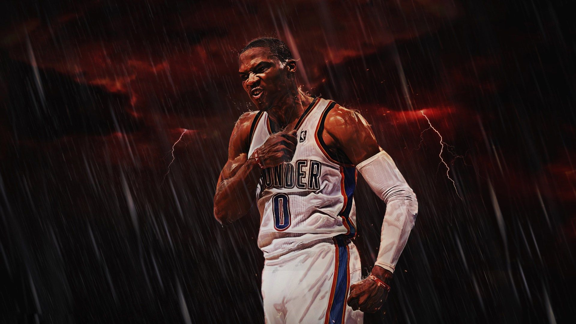 Russell Westbrook Wallpaper Hd Free Download Ololoshenka Russell