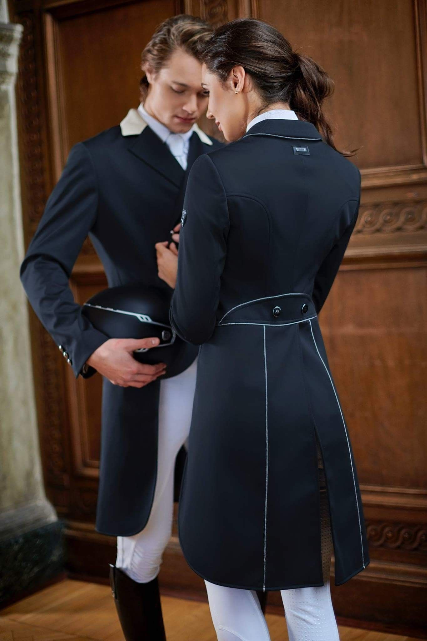 Fairplay Dressage Tailcoat For Her And For Him Fashion Dressage Coats Riding Outfit [ 2048 x 1365 Pixel ]