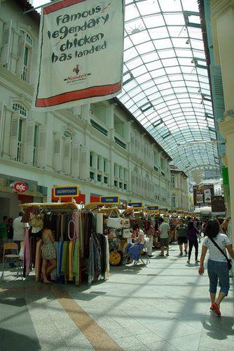 Bugis Street Nice Singapore Travel Ideas