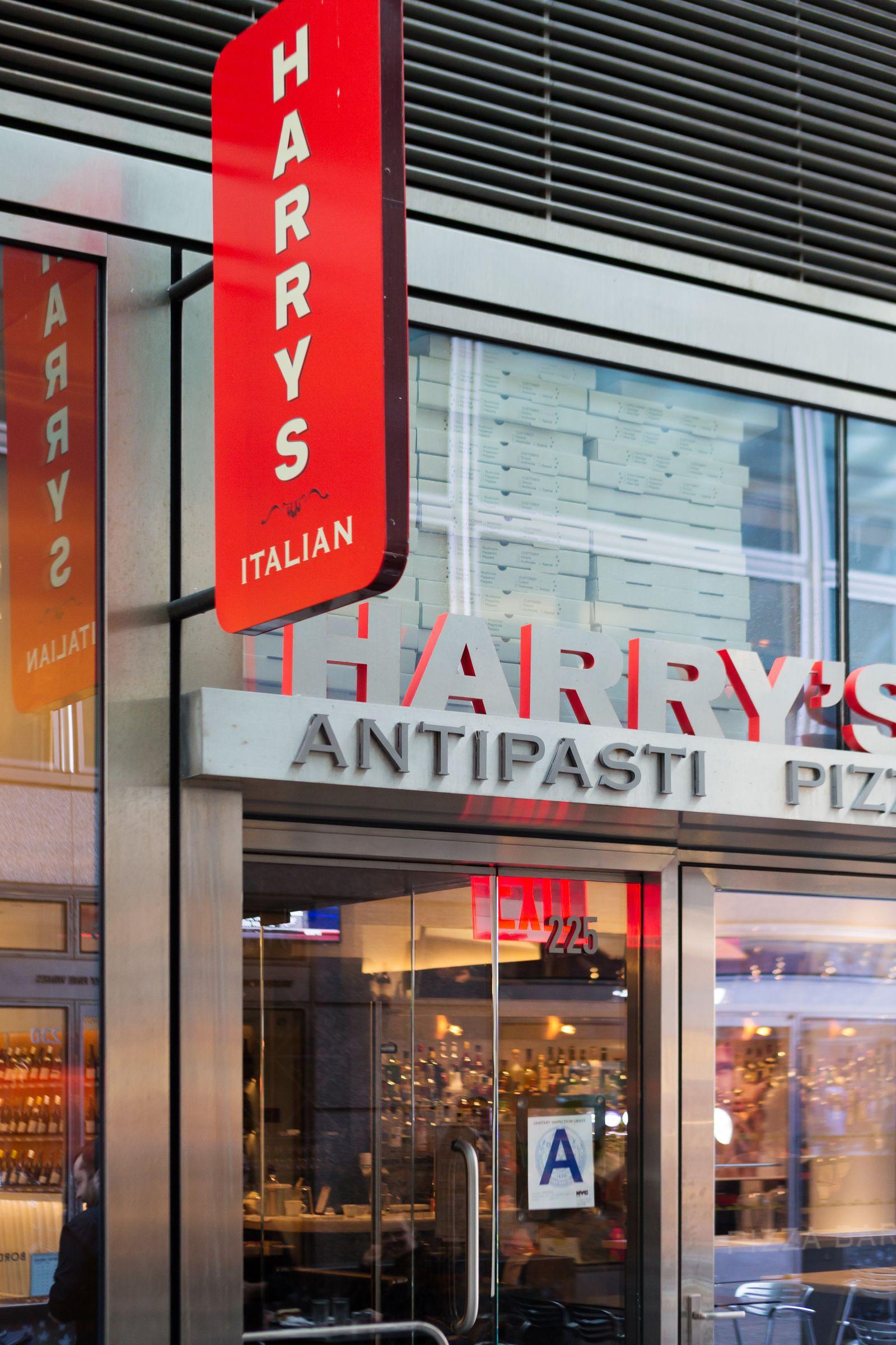 Harry S Italian Italian Broadway Shows Antipasti