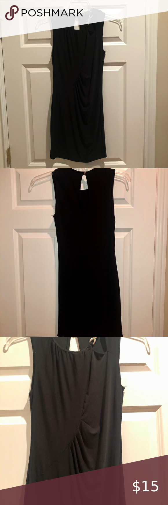Black bodycon dress for homecoming x 2017 with ruching the