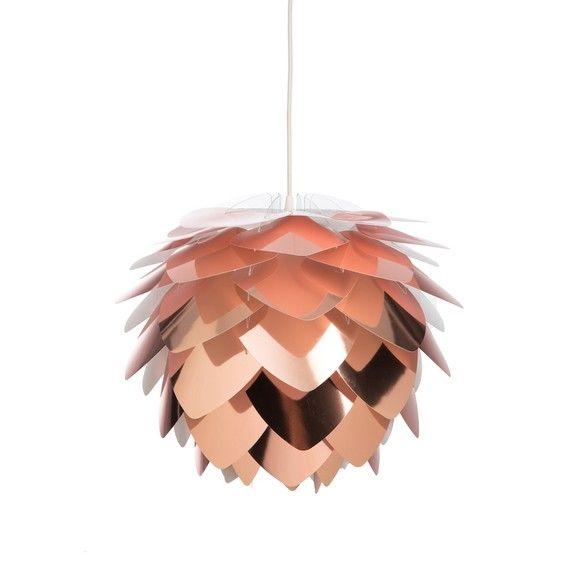 Lampen Fur Alle Anspruche Grosses Sortiment Bei Interio Schweiz Pendelleuchte Pendelleuchte Kupfer Und Kupfer Farbe