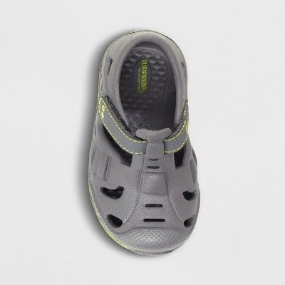 eec77889c Baby Boys  Surprize by Stride Rite Rider Land   Water Shoes - Grey 3 ...