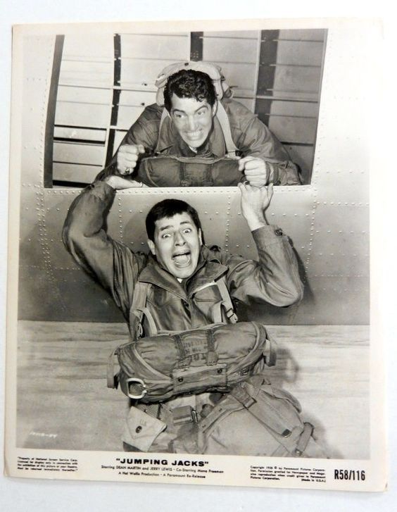 Image result for martin and lewis jumping jacks