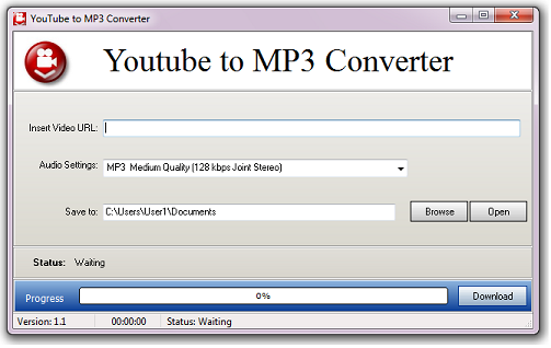 Youtube to MP3 Converter Software Free Download Full