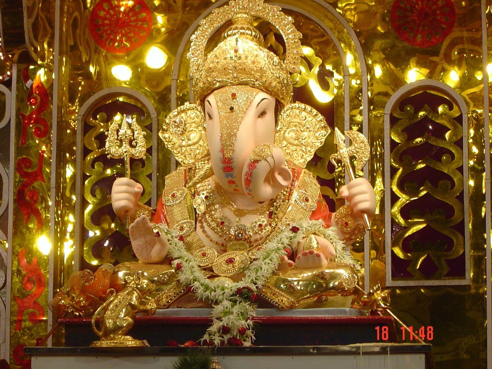 Ganesha (With images) Happy ganesh chaturthi images