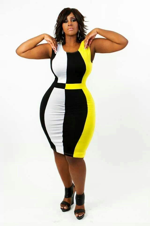 Bbw Sexy Curvy Girl Thick Chubby Plump Plus Size Fashion Model Dress Me Pinterest Plus