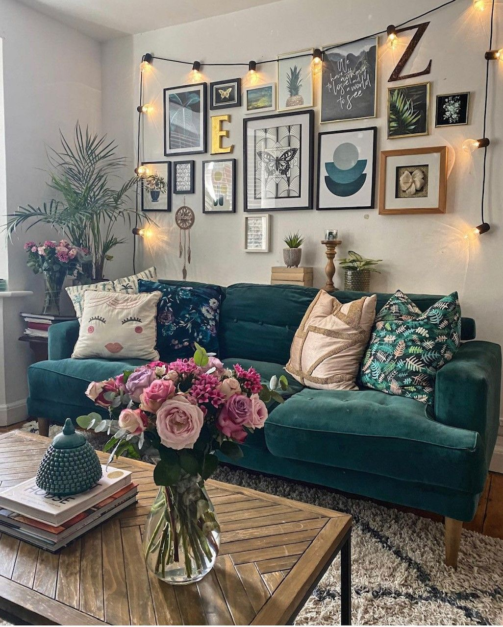 Our Living Room Transformation - House Tour 2021