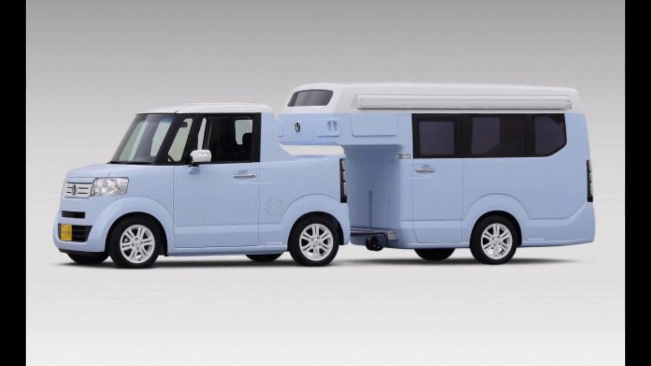 Honda N Truck 2019 2020 New Concept Camper Car Camper Mini Camper Truck Camper