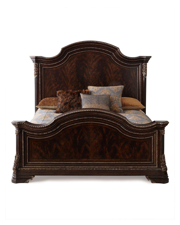 Best Montgomery Queen Panel Bed Panel Bed Bed Furniture 400 x 300