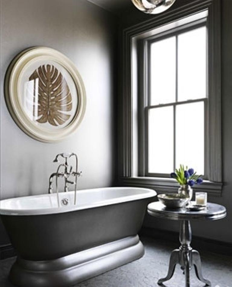 20 refined gray bathroom design ideas  grey bathrooms