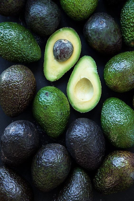 Beautiful Avocados Eat Raw Foods Styling Food Photography