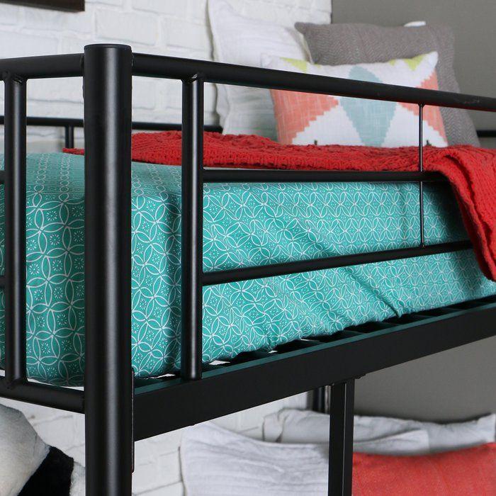 Best Aglandjia Twin Low Loft Bed With Bookcase Low Loft Beds 400 x 300