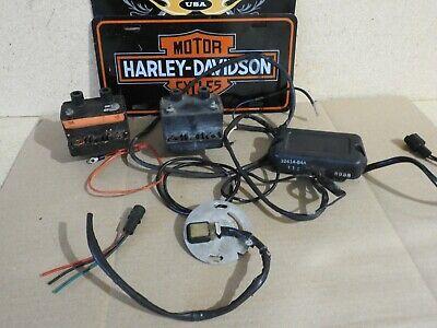 Advertisement eBay) 1990 HARLEY DAVIDSON IGNITION MODULE