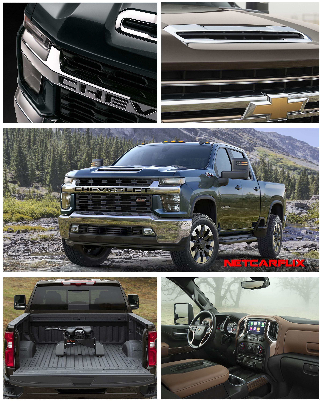 2020 Chevrolet Silverado Hd Dailyrevs Com Silverado Hd Chevrolet Chevrolet Silverado