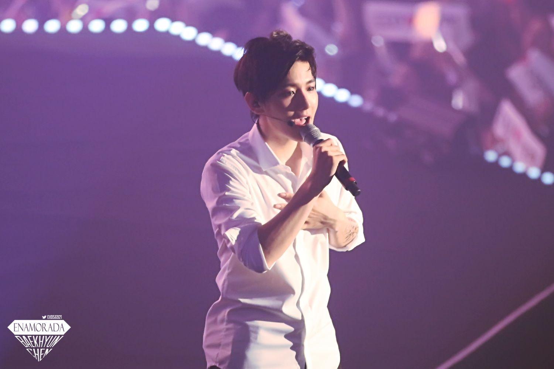 140523 EXO The Lost Planet in Seoul -  Baekhyun