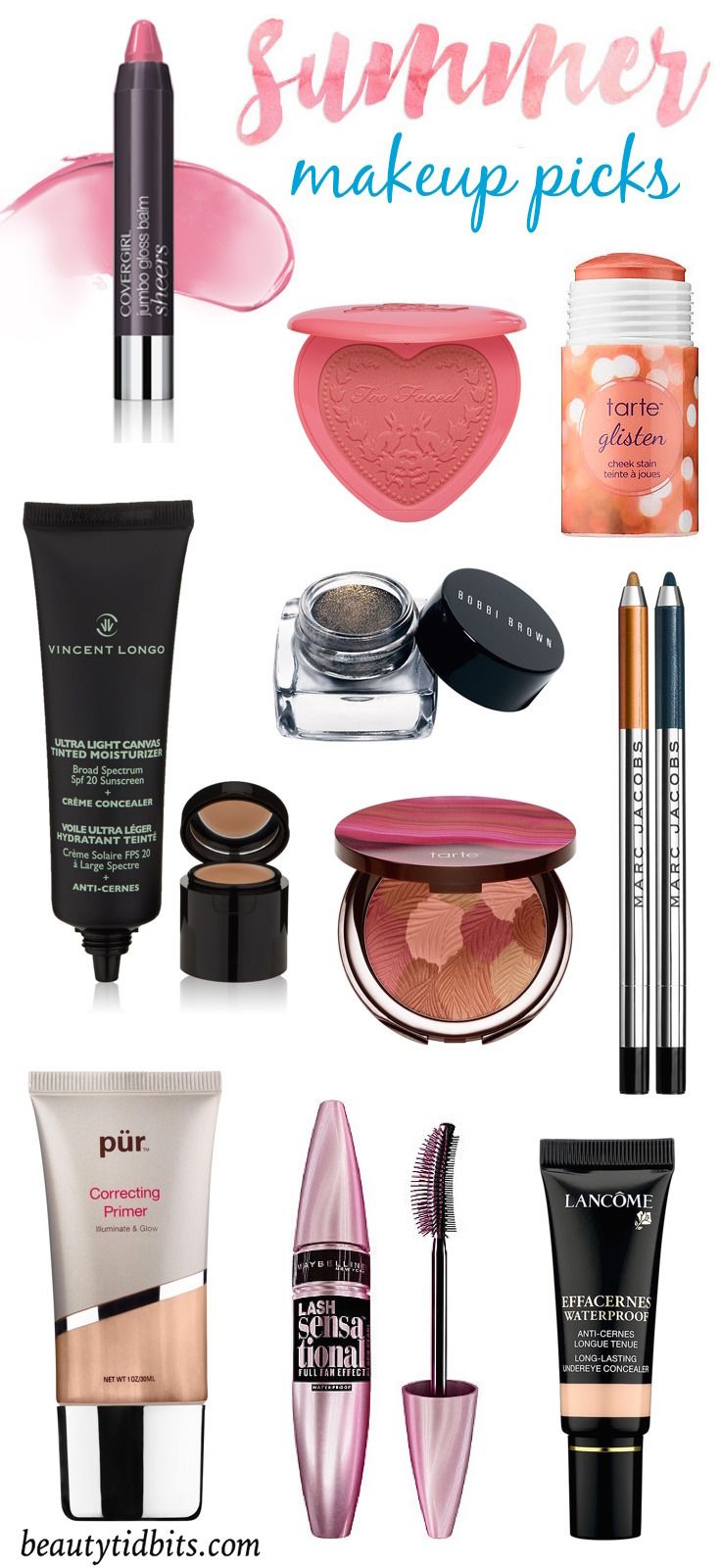 10 Must Have Makeup Picks For Summer Summer Makeup Makeup Must
