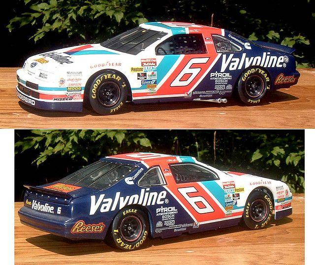 98a8b7e1f456 Mark Martin  6 1994 paint scheme