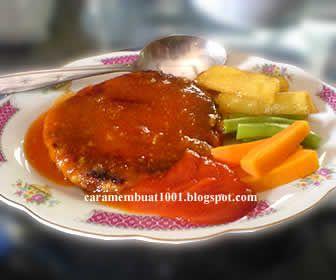 Resep Cara Membuat Steak Tahu Tahu Resep Steak