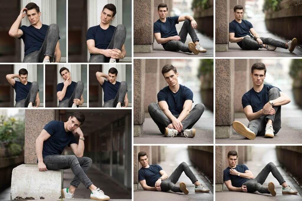 يعتقد الكثير من الرجال أن وضعيات التصوير هى فقط خاصة بالنساء وأن الرجال ليس لهم أوضاع Photography Poses For Men Photo Poses For Boy Portrait Photography Poses