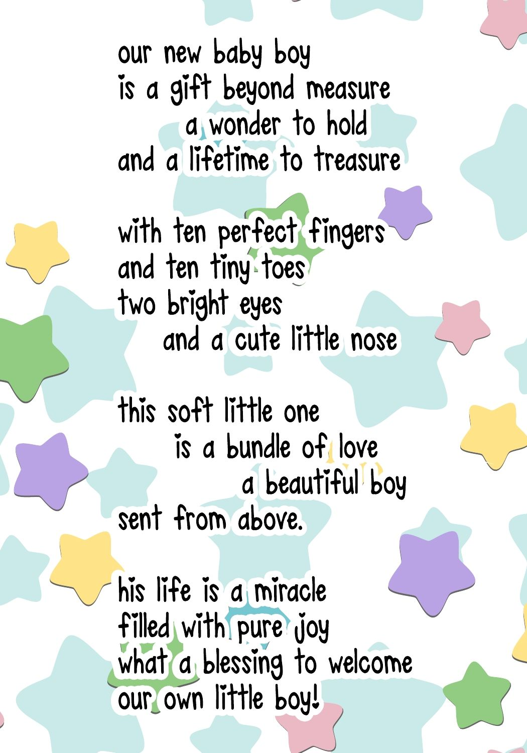 A cute little poem they saw on some one elses pin page 2