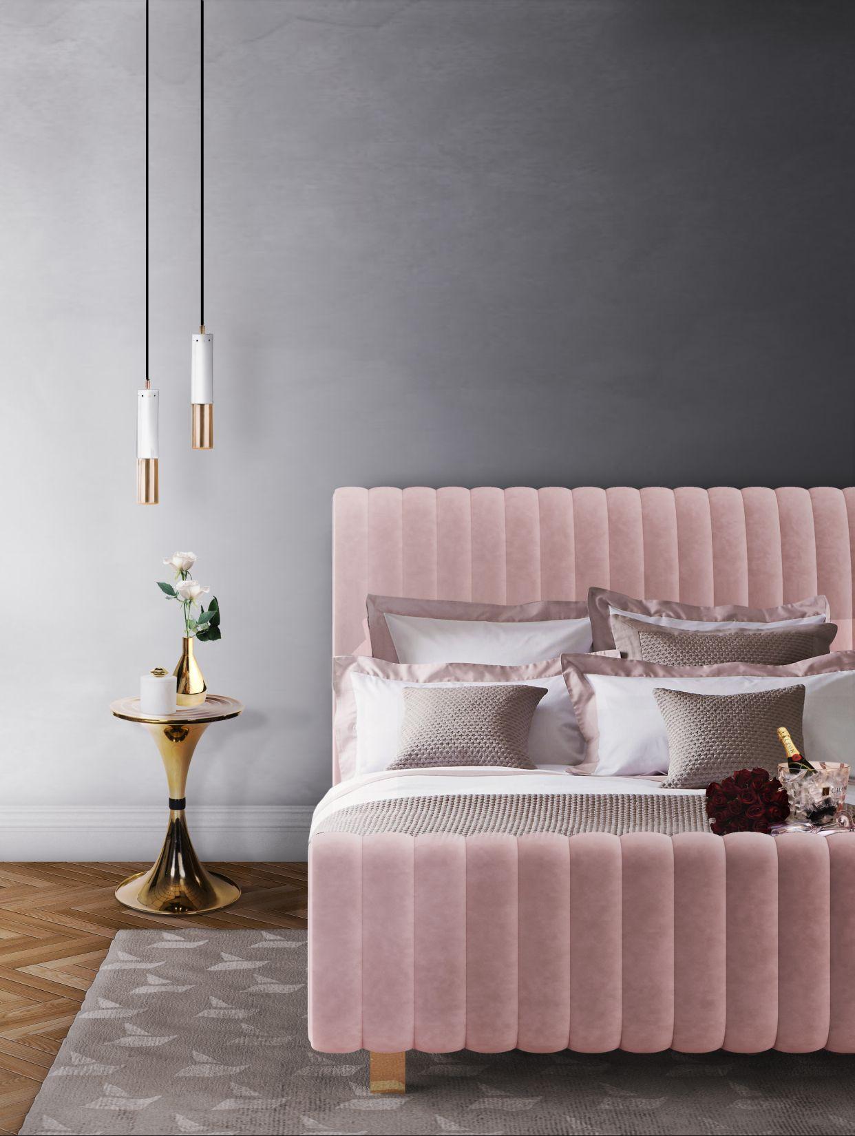 Essential Home Bett Sophia Zimmergestaltung Schlafzimmer Design Haus Deko