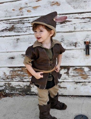 robin hood kid costume set fasching kost m und. Black Bedroom Furniture Sets. Home Design Ideas
