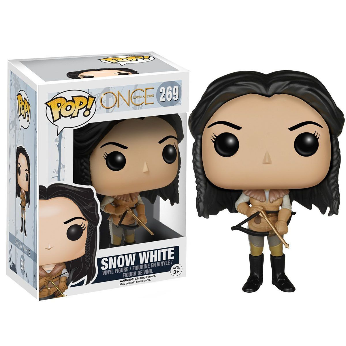 914ffa2171d Once Upon A Time POP Snow White Vinyl Figure
