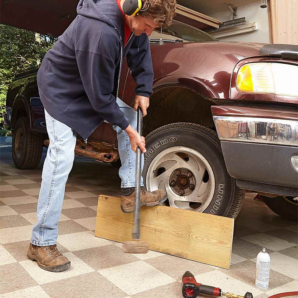 How To Loosen Nuts Bolts And Screws Other Home And Wheels