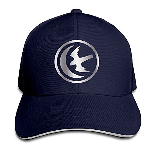 Kmrr House Arryn Banner Platinum Style Flex Baseball Cap Navy How To Wash Hats Adjustable Hat Cap