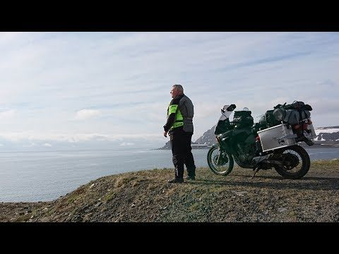 Nordkap 2017 Mit Dem Motorrad Youtube Nordkap Nord Kap
