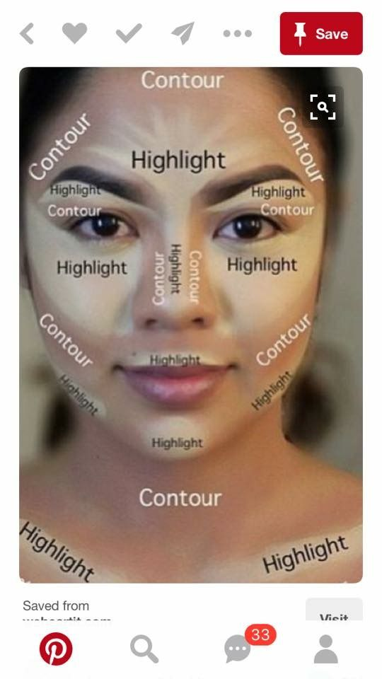 fc68fefabfd0 Pin by elizabeth on Eye make-up   Contour makeup, Makeup ...