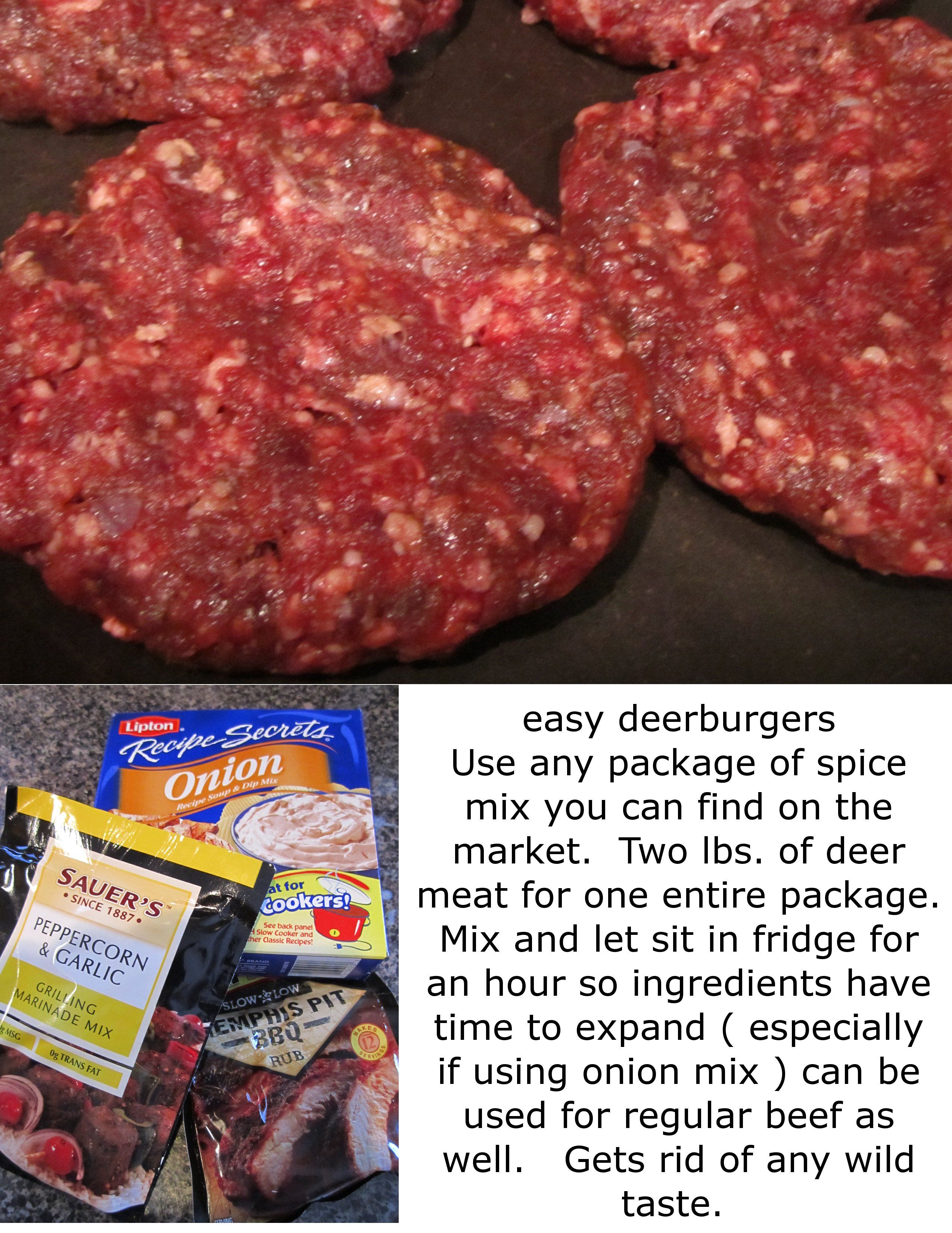 Pin By Candace Sipes On Deer Meat Recipes Deer Meat Recipes Venison Recipes Deer Recipes