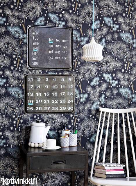Tee itse kalenteri | Kotivinkki