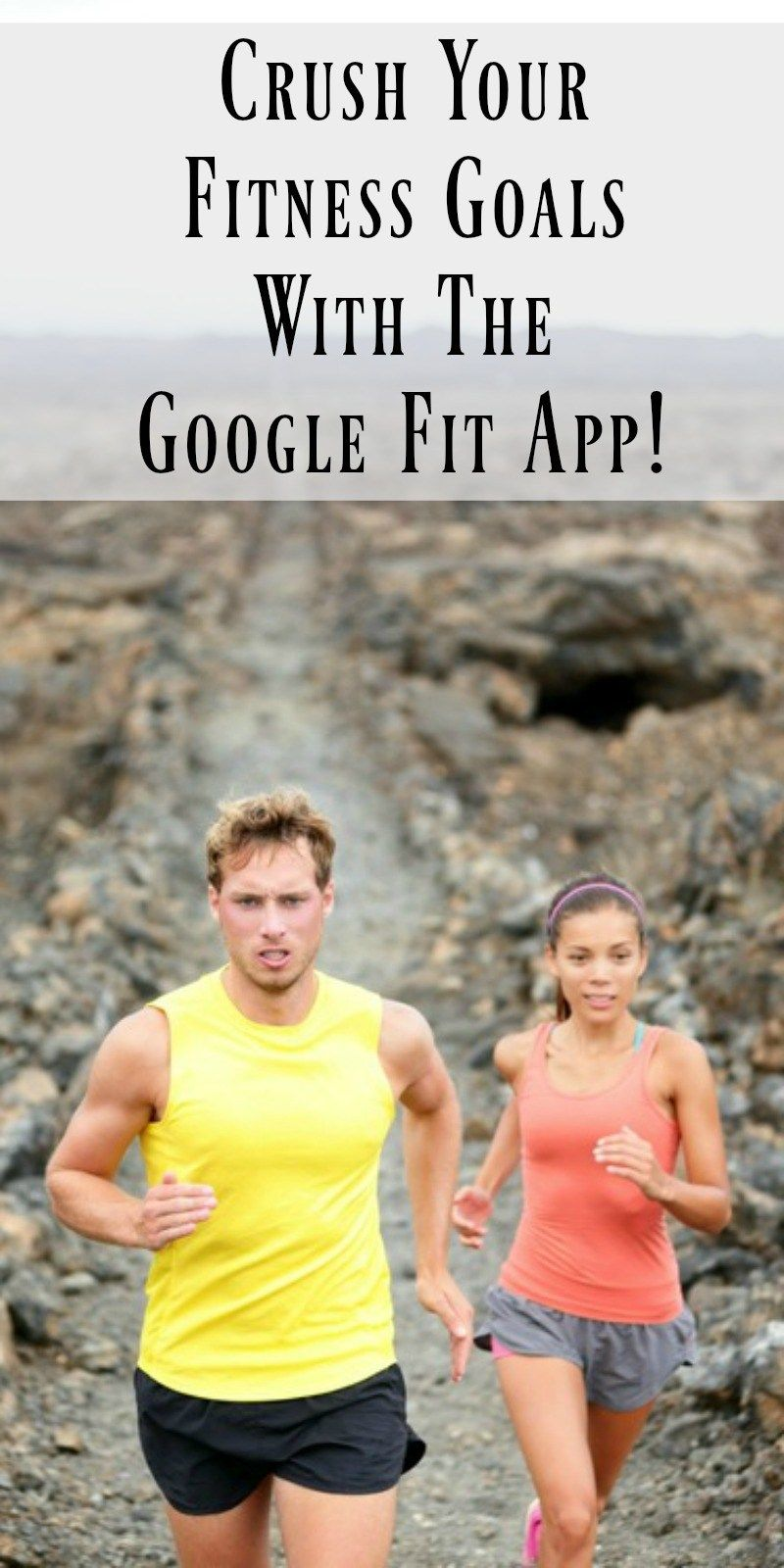 Crush your fitness goals with the Google Fit app! If you are looking for something to help you on the path to a healthy lifestyle, give it a try.