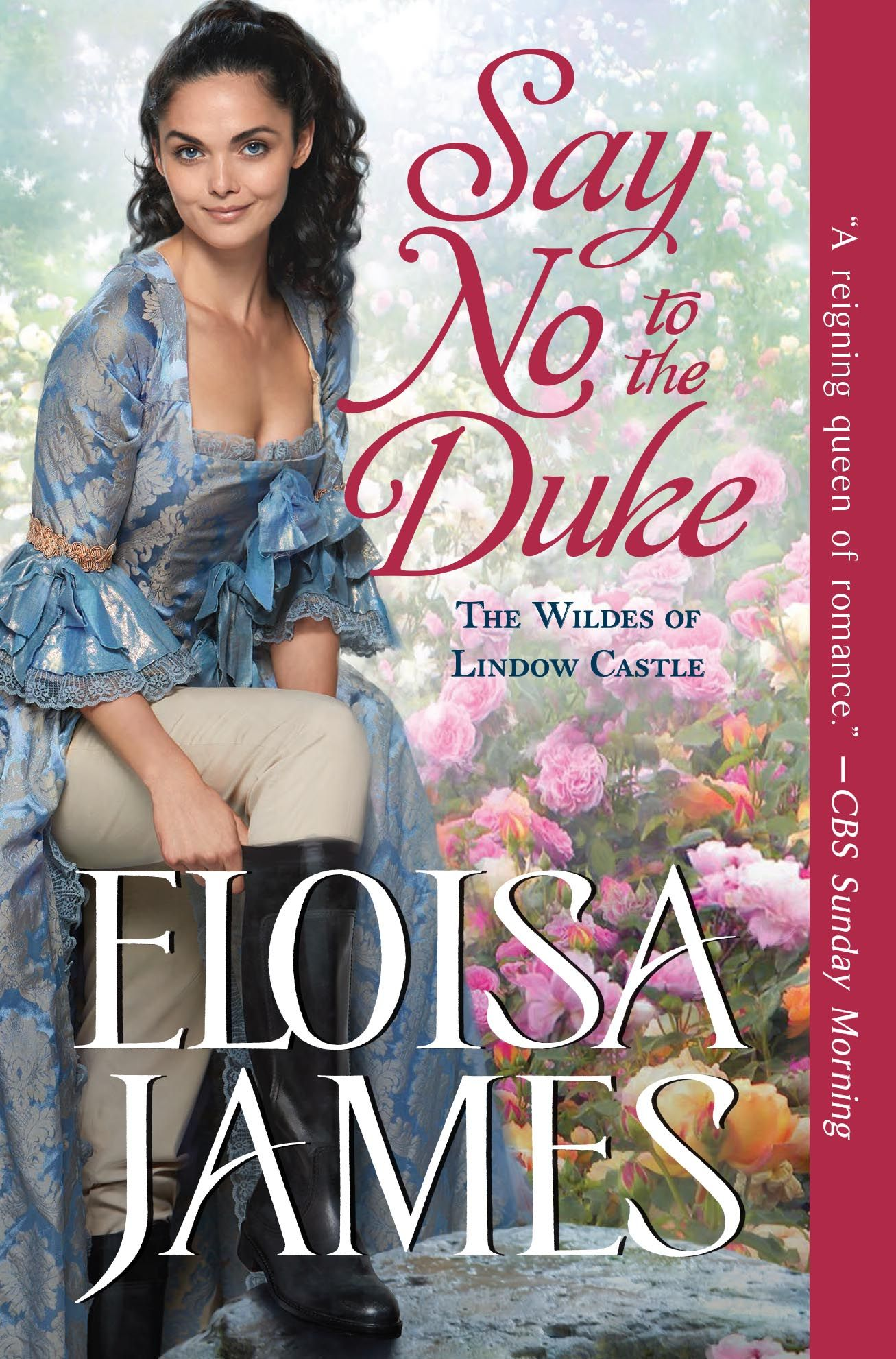 Say No to the Duke by Eloisa James Historical romance