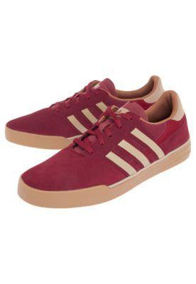 6172d2ff15 Tênis adidas Originals Triad Vermelho