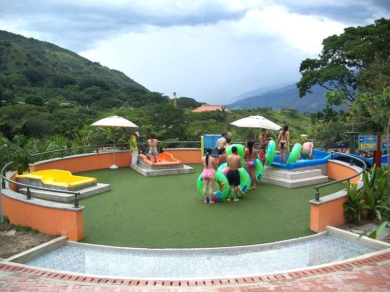 Parques tematicos en colombia