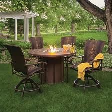 Fire Conversation Sets For A Touch Of The Unusual In Your Yard